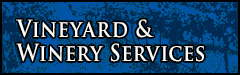 Vineyard & Winery Services